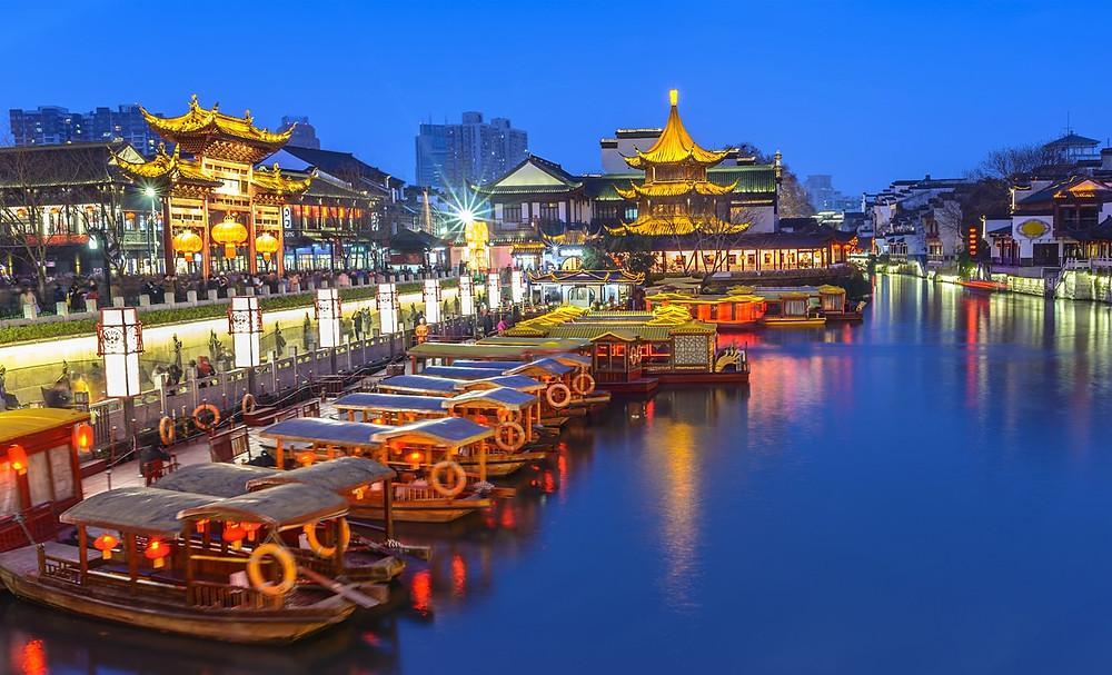 Nanjing Nightlife | Tags and Chats