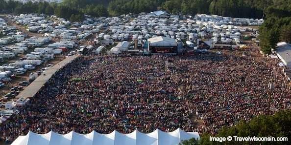 hodag country music festival
