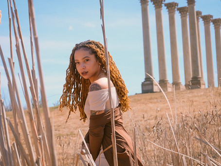 A Closer Look - Soul/Pop/R&B Artist, Zhé Aqueen