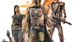The Mandalorian is a Video Game and Comic Book