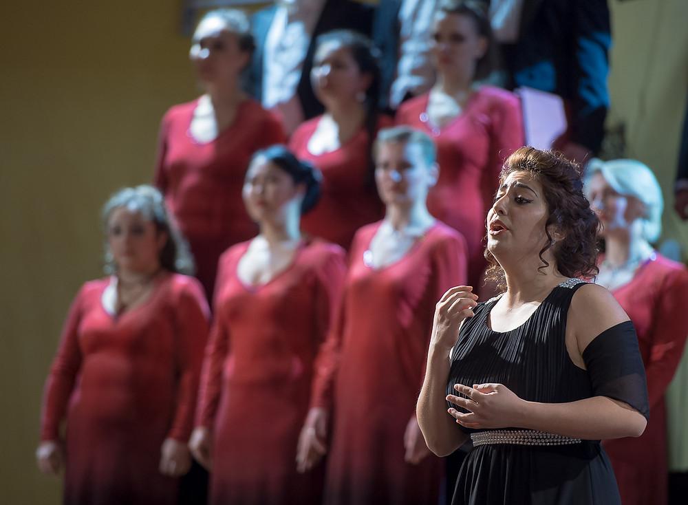 фестиваль Вива опера Джулия Де Блазис Festival Viva Opera Giulia De Blasis