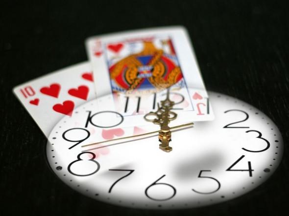 Покерный таймбанк
