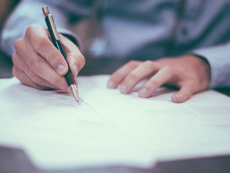 De vaststellingsovereenkomst, waar moet u op letten?