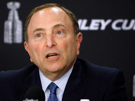 NHL season update: Teetering on the brink of collapse