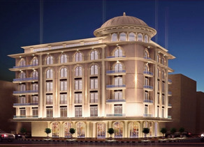 TIME Hotels debuts its TIME Express Hotels brand with the opening of a new property in Sharjah
