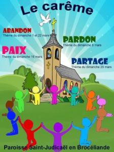 Message du P. Germán le 8 mars 2020 LE PARTAGE, LE JEÛNE ET LA PRIÈRE