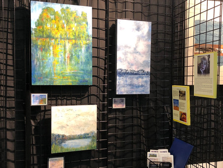 Annual Art$Pay Juried Show and Sale ... what fun!
