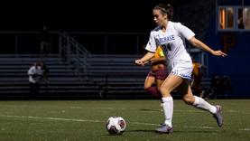 Women's Soccer Defeats Brooklyn College in Home Opener
