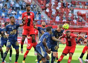 DFCO 0-2 Brest : Rouge de honte