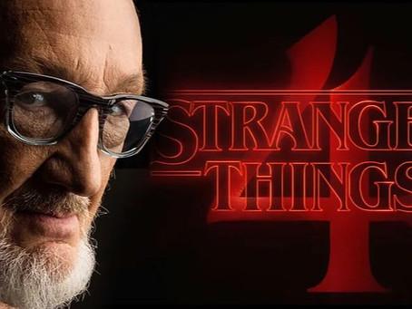Stranger Things season 4 adds Horror ICON Robert Englund!