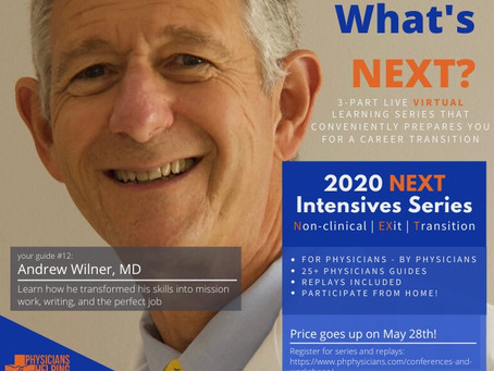 Don't Miss These NonClinical Career Conferences
