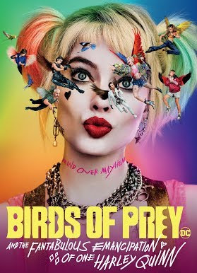 Birds of Prey Fails To Fly