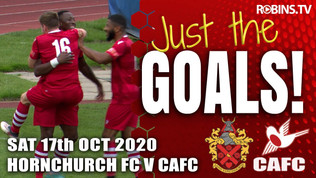 Just the Goals - Hornchurch