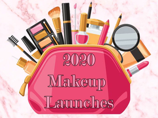 2020 Makeup Launches