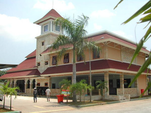 PT. KOLON INA : Nylon Film Factory and Mosque