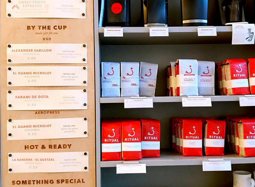 5 Coffee Shops You Cannot Miss