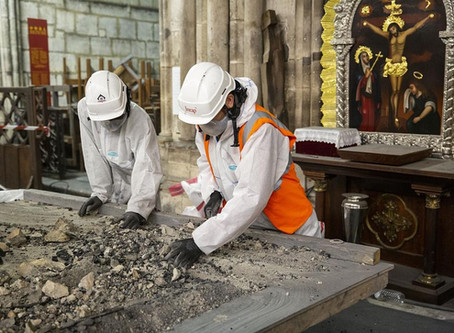 More news from Notre-Dame