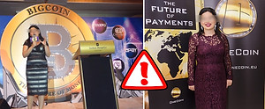 Onecoin Fraude