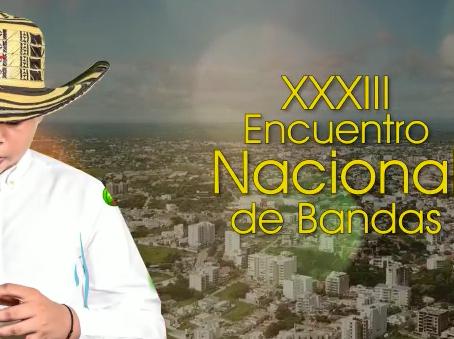 Comunicado 88: El Encuentro Nacional de Bandas en Sincelejo se vive por Telecaribe.