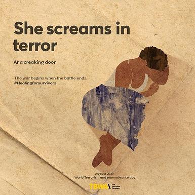 World Terrorism Day 2/2 Door