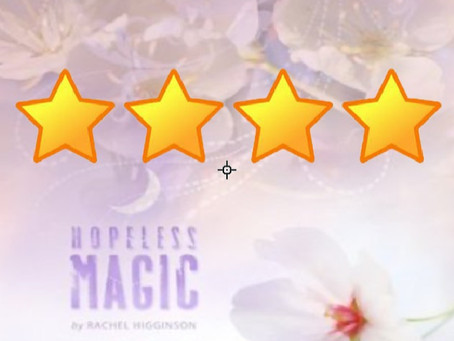 Recent Reads: Hopeless Magic
