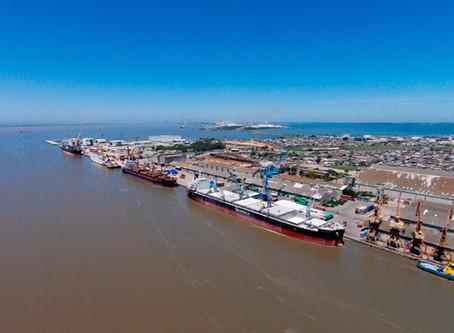 Porto do Rio Grande: 102 anos com aumento de movimentação
