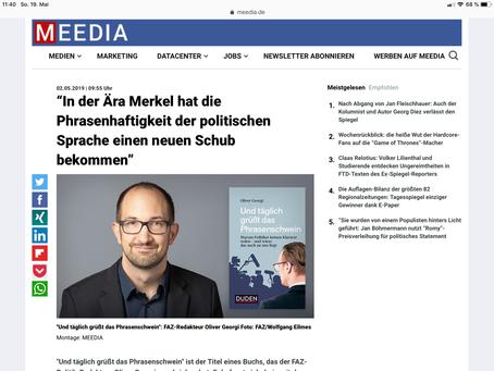 Interview mit Meedia.de