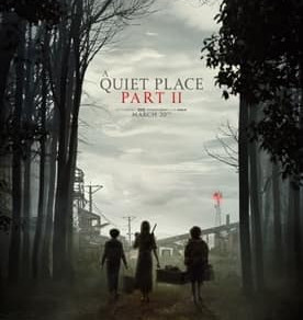 A Quiet Place: Part 2 - Teaser Trailer Drops..., Quietly.
