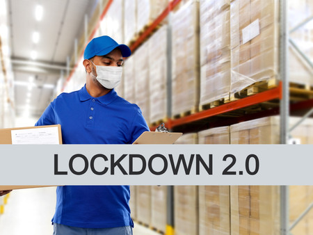 Lockdown 2.0   We are open for our customers