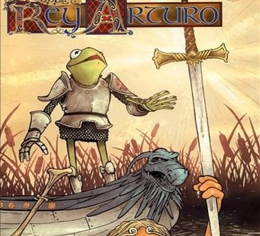 The Muppets - Rey Arturo