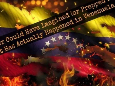 We Never Could Have Imagined (or Prepped For) What Actually Happened in Venezuela