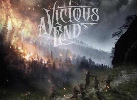 A Vicious End - The Hills Will Burn - (Progressive Metalcore)