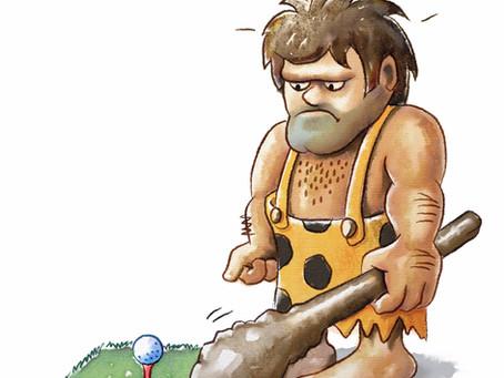Keep the caveman happy