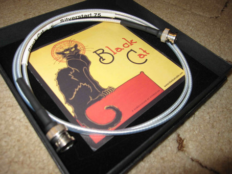Stereovox Black Cat Silverstar