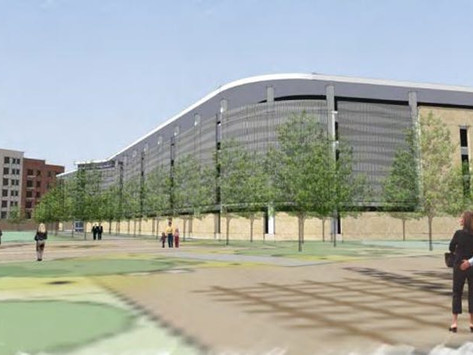 North Loop parking ramp denied by Minneapolis Planning Commission
