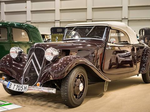 1938   11B légère - Cabriolet 2/4 places