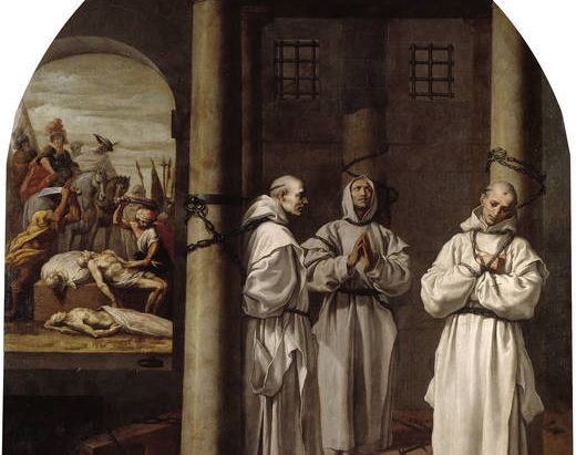 The First Martyrs of the Reformation