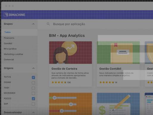 BIMStore tem novos recursos e visual