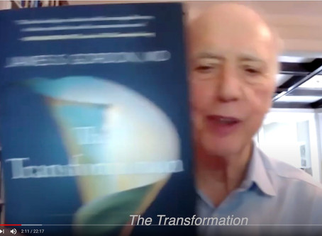 """""""The Transformation"""" by James Gordon, MD"""