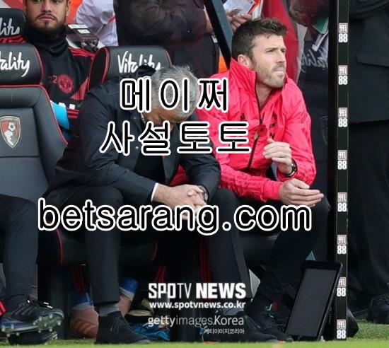 주제 무리뉴 감독(왼쪽)