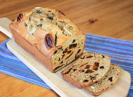 Mes 3 recettes préférées de pains-collations pour rassasier vos grands gourmands
