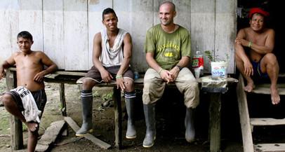 Ed Stafford, a Amazônia e a mentalidade do colonizador