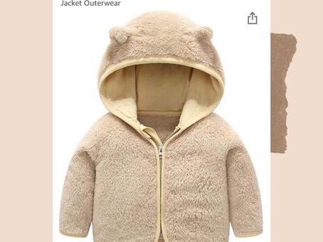 Amazon Zipper Fleece