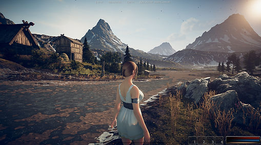 Beauty and Violence Valkyries open world