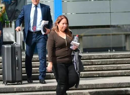 Pamela Martínez se entregará a la justicia en las próximas horas