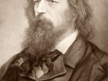41. Men may come and men may go - Lord Tennyson