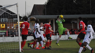 Match summary - tricky trip to Ramsgate yields victory