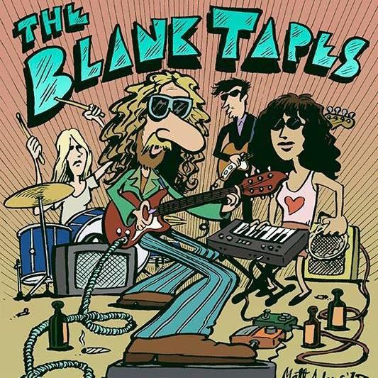The Blank Tapes kondigt Europese tour aan