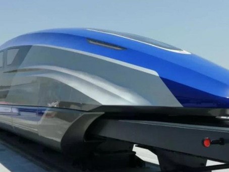 Beijing to Shanghai by train in 2.5 - 3 hours soon a reality ?