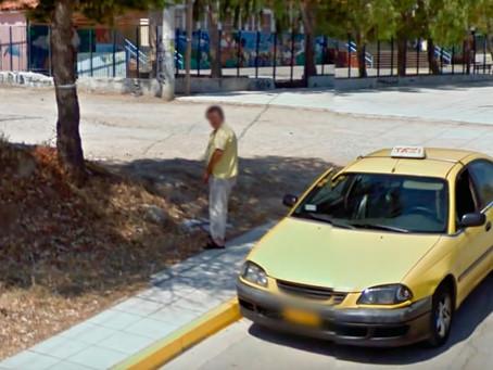 ¡Google Maps lo cacha en la movida!